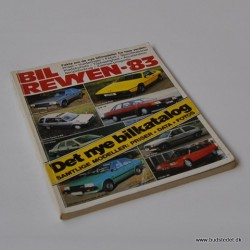 Bil Revyen 1983 – Danmarks biloversigt med samtlige nyheder