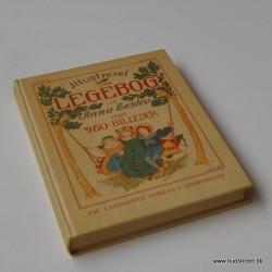Illustreret legebog – med 260 billeder
