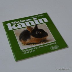 Min første kanin – Daglig pasning, pleje og ernæring