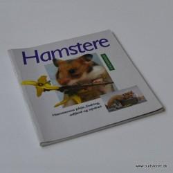 Hamstere – Hamsterens pleje, fodring, adfærd og opdræt