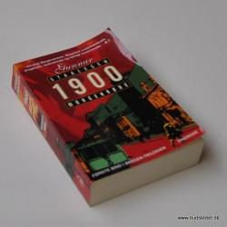 1900 Morgenrøde – Første bind i Bergen-Trilogien