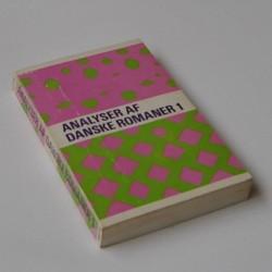 Analyse af danske romaner 1