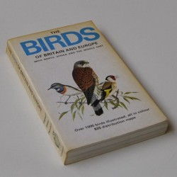 The Birds of Britain an Europe – with North Africa and the Middle East