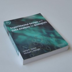Experimantal Design and Data Analysis for Biologists