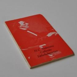 H. C. Andersens Collinske Foedselsdagsviser – trykte og hidtil utrykte