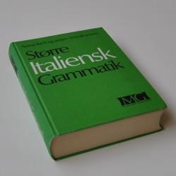 Større italiensk grammatik