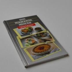 1000 Mikroovns menuer - sammensæt dine egne menuer for mikro- eller kombinationsovn