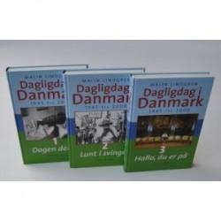 Dagligdag i Danmark 1945 til 2000 - set og fortalt af Malin Lindgren 1-3
