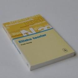 Etiske teorier - en systematisk fremstilling af syv etiske teoriretninger