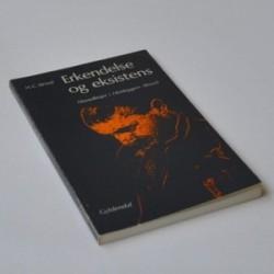 Erkendelse og eksistens - Hovedlinjer i Heideggers filosofi