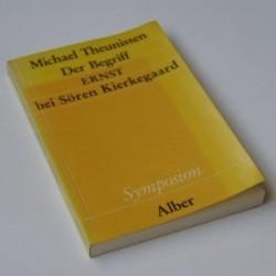 Der Begriff Ernst bei Søren Kierkegaard