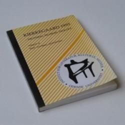Kierkegaard 1993 - digtning, filosofi, teologi