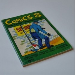 Comics 8 - Den store tegneseriebog
