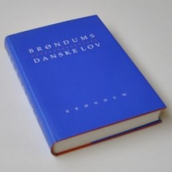 Brøndums Danske Lov