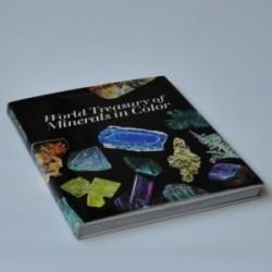 World Treasury of Minerals in Color