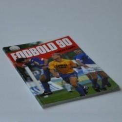Fodbold - Danske kampe 1990