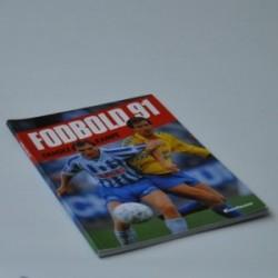 Fodbold - Danske kampe 1991