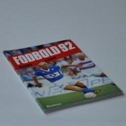 Fodbold - Danske kampe 1992