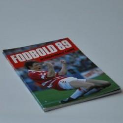 Fodbold - Internationale kampe 1989