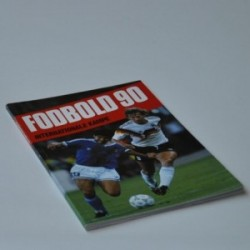 Fodbold - Internationale kampe 1990