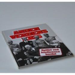 Anden Verdenskrig - Spillet ved konferencebordet