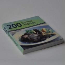 200 Nemme middage