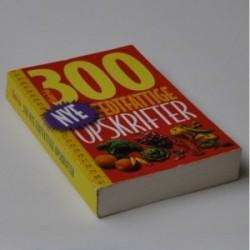 300 Nye fedtfattige opskrifter
