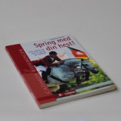 Spring med din hest! - lette øvelser og tips til spring på ridebane