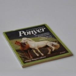 Ponyer - alt om anskaffelse, fodring og pleje