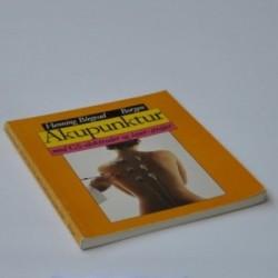 Akupunktur - med GS-elektroder og laser-stråler