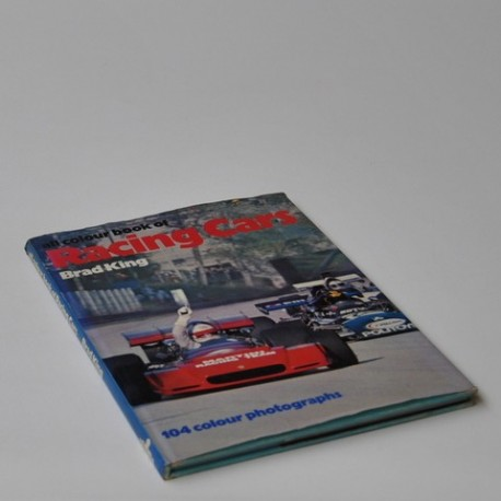 All colour Book of Racing Cars
