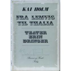 Fra Lemvig til Thalia – Teater erindringer