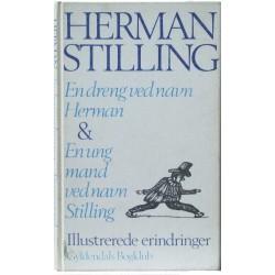 En dreng ved navn Herman og En ung mand ved navn Stilling