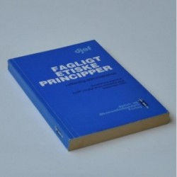 Fagligt etiske principper i offentlig administration