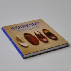 Herresko - håndsyede