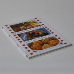 Desserter bagværk og lidt mere til - året rundt i det fedtfattige køkken