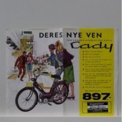 Cady - Deres nye ven som kommer direkte fra Paris