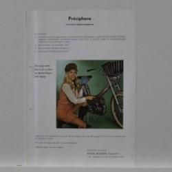 Préciphone - Transistor lydkontrolapparat