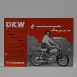 DKW Hummel Super - Kenner Fahren DKW