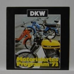 DKW Motorisiertes Programm '73