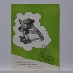 BFC Cyklemotor- Dansk Fabrikat