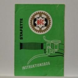 BFC- Stafette -  Instruktionsbog
