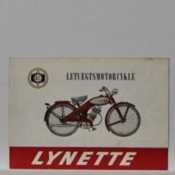 BCF Lynette - Letvægtsmotorcykle