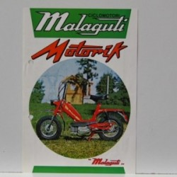Ciclomotori Malaguti Motorik