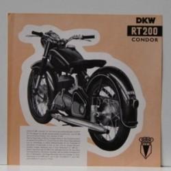 DKW RT 200 Condor