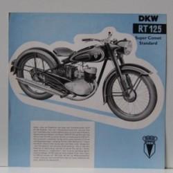 DKW RT 125 Super Comet Standard