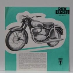 DKW RT 175 S luksus