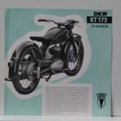 DKW RT 175 Pioner