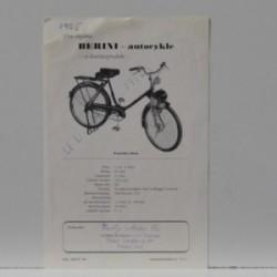 Berini autocykle - den elegante Berini-autocykle - et kvalitetsprodukt