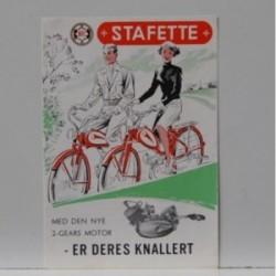 BFC Stafette - Med den nye 2-gears motor - Herre og Dame Model